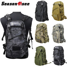 Outdoor Travel Bag Tactical Molle Airsoft Backpack Knapsack Padded Sports Bag