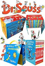 The Wonderful World of Dr. Seuss Complete Collection Gift Box Sets