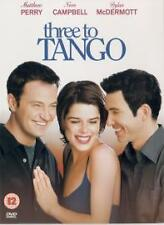 THREE TO TANGO MATTHEW PERRY NEVE CAMPBELL DYLAN McDERMOTT UK DVD NEW & SEALED