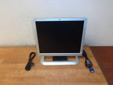 "HP COMPAQ LE1711 17"" LCD TFT Monitor Black & Grey w/VGA Video Cable WORKING"