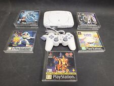 Sony Playstation PSOne PS1 Console Bundle With Controller And 7 Games - C40