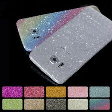 Bling Diamond Full Body Protection Matte Decal Glitter Film Sticker Case Cover