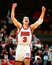 Drazen Petrovic New Jersey Nets NBA Action Photo TX158 (Select Size)