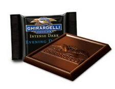 60% DARK CHOCOLATE GHIRARDELLI SQUARES Lindt easter gift present USA IMPORT