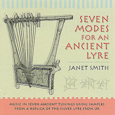 Seven Modes for an Ancient Lyre by Janet Smith (CD, Dec-2004, Bella Roma Music)