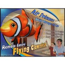 Air Swimmer RC Flying Fish Remote Control Inflatable Balloon Nemo Shark Bird Toy