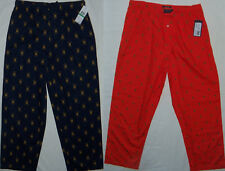 New Mens Tommy Hilfiger or Polo Ralph Lauren Lounge Sleepwear Pants Size L
