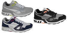 Puma Trinomic XT-1 + Womens Trainers Black Lace Up Shoes 358621 02 D92