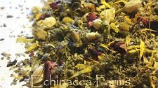 WILDFLOWER HERBAL SMOKING BLEND * ALL NATURAL VAPING TEA INCENSE
