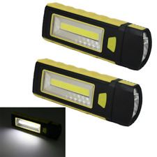 1/2/10 PCS LED COB WORKLIGHT INSPECTION LIGHT MAGNETIC CAMPING TENT TORCH HT