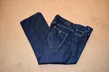 SEAN JOHN  STRAIGHT FIT MENS JEANS ACTUAL SZ- 36 X 33 TAG- 36