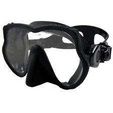 Raven Frameless Scuba Diving Mask Spearfishing Snorkeling Freediving Low Volume