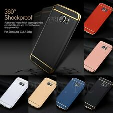 Ultra-thin Full Protector Case Shockproof Cover Skins For Samsung Galaxy S7 Edge