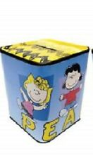 Peanuts Gang of Friends Tin Coin Bank by Westland Giftware