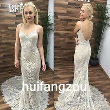 Bridal Gowns Formal Mermaid New Wedding Dresses Size 4 6 8 10 12 14 16 18 Plus