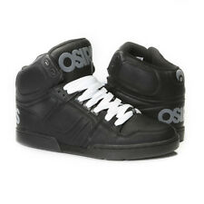 OSIRIS Skateboard Shoes NYC 83 BLACK/GREY/WHITE