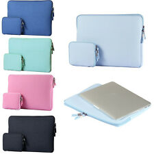 Laptop Sleeve Case Pouch Carry Bag Cover For Macbook Air Pro 11'' 12'' 13'' 15''