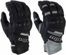 Klim Quest Mens Gore-Tex Leather Breathable Short Gloves