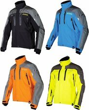 Klim Mens Valdez Gore-Tex Ventilated Cordura Nylon Snowmobile Parka