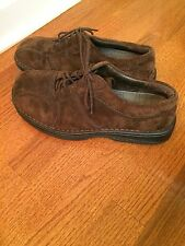 Mens MERRELL WORLD SPORT SHOES SIZE 9M Brown Suede