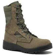 """Belleville 600 USAF Sage Green Hot Weather 8"""" Combat Boot, Made in USA"""
