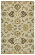 Rizzy Rugs Beige Ornamental Bulbs Vines Contemporary Area Rug Floral VN9449