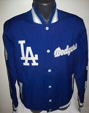 LOS ANGELES DODGERS WORLD SERIES CHAMPIONS Varsity Cotton Jacket  3X
