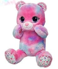 BUILD A BEAR FACTORY  SWEET HUGS SWIRL BEAR WITH CANDY SCENT BNWT