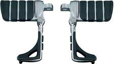 Kuryakyn Switchblade Driver Footpegs Male Mount Chrome Harley FLD 2012-2016