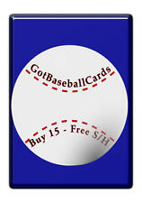 2013 Topps Stickers Baseball #136-270 - Finish Your Set - WE COMBINE S/H