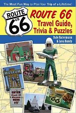 Route 66 Travel Guide, Trivia, & Puzzles