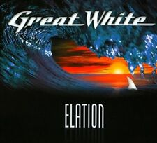 Elation [Digipak] by Great White (CD, May-2012, Frontiers Records (UK))
