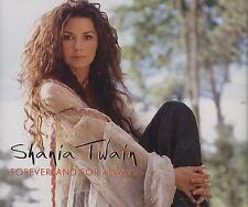 Shania Twain Forever and For Always - 2 ... UK 2-CD single (Double CD single)
