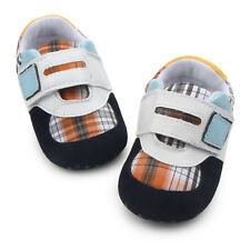 Cute Infant Toddler Baby Boys Casual Soft Soled Shoes Sneakers Newborn 0-18M Hot