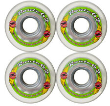KRYPTONICS ROUTE 62MM 78A CLEAR Longboard Cruiser Skateboard Wheels