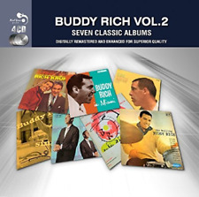 Buddy Rich-7 Classic Albums Vol 2  CD NEW
