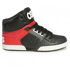 OSIRIS Skateboard Shoes NYC 83 DARK GREY/RED