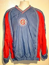 Chicago Cubs mens medium windbreaker jacket new with tags