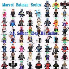 2017 Marvel Superheroes Dc comics Batman Movie Joker Robin Minifigure fit Lego