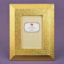 24 Sophisticated Gold PU Table Frame 4 X 6 With Wide Border and Beveled Edge
