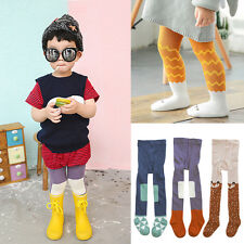 Children Baby Kids Autumn New Style Tights Stockings Pants Hosiery Pantyhose H1
