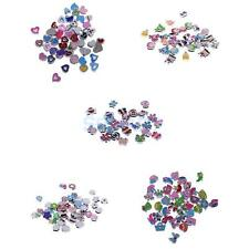 DIY Charms Loose Beads Necklace Bracelet Jewelry Making Findings Crafts