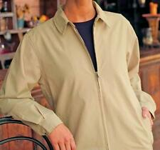 Women's Zip Golf Jacket - Academy by Antigua - Spring-Fall - Large - Clearance!