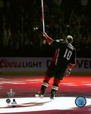 Corey Perry Anaheim Ducks 2017 NHL Playoff Action Photo UD043 (Select Size)