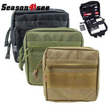 1000D Outdoor Tactical Multifunctional Tool Pouch Medical Recycle Storage Bag