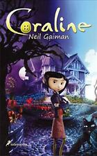Coraline by Neil Gaiman (Spanish) Paperback Book