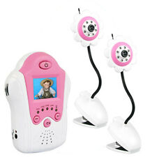 "NEW 1.5"" LCD Wireless Baby Monitor Wifi Video CCTV Home Security Camera Receiver"
