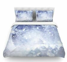 Even Mountains Get Cold by Ulf Harstedt Featherweight Duvet Cover