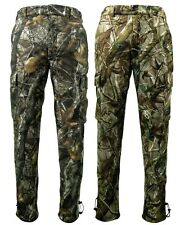 Mens GAME Stealth Camouflage Camo Waterproof Trousers Hunting Fishing Outdoors