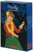 Molly An American Girl Book Set 6 Paperback Books 1-6 Growing Up in 1944 America